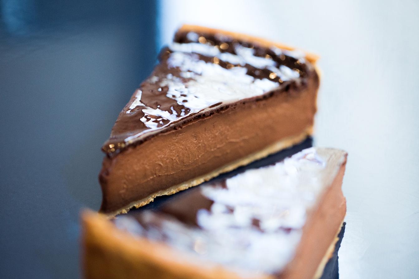Le Flan Chocolat