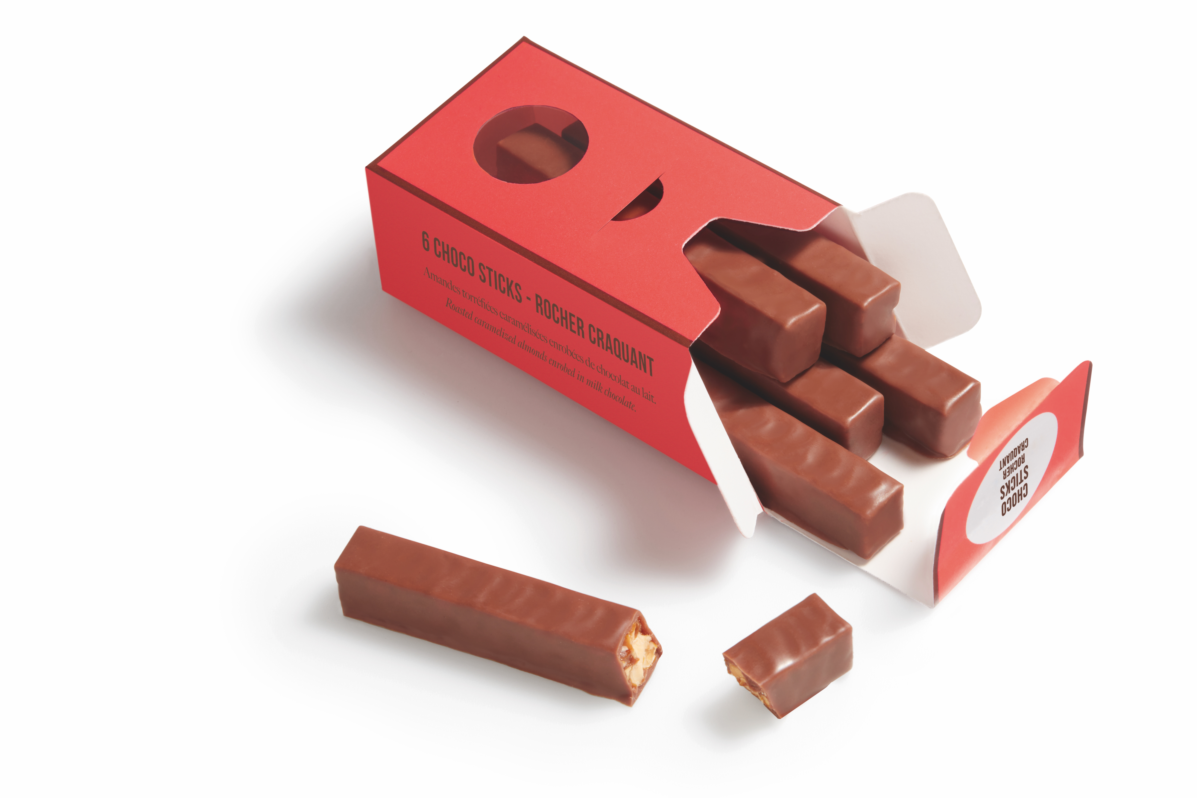 Choco Sticks Lait
