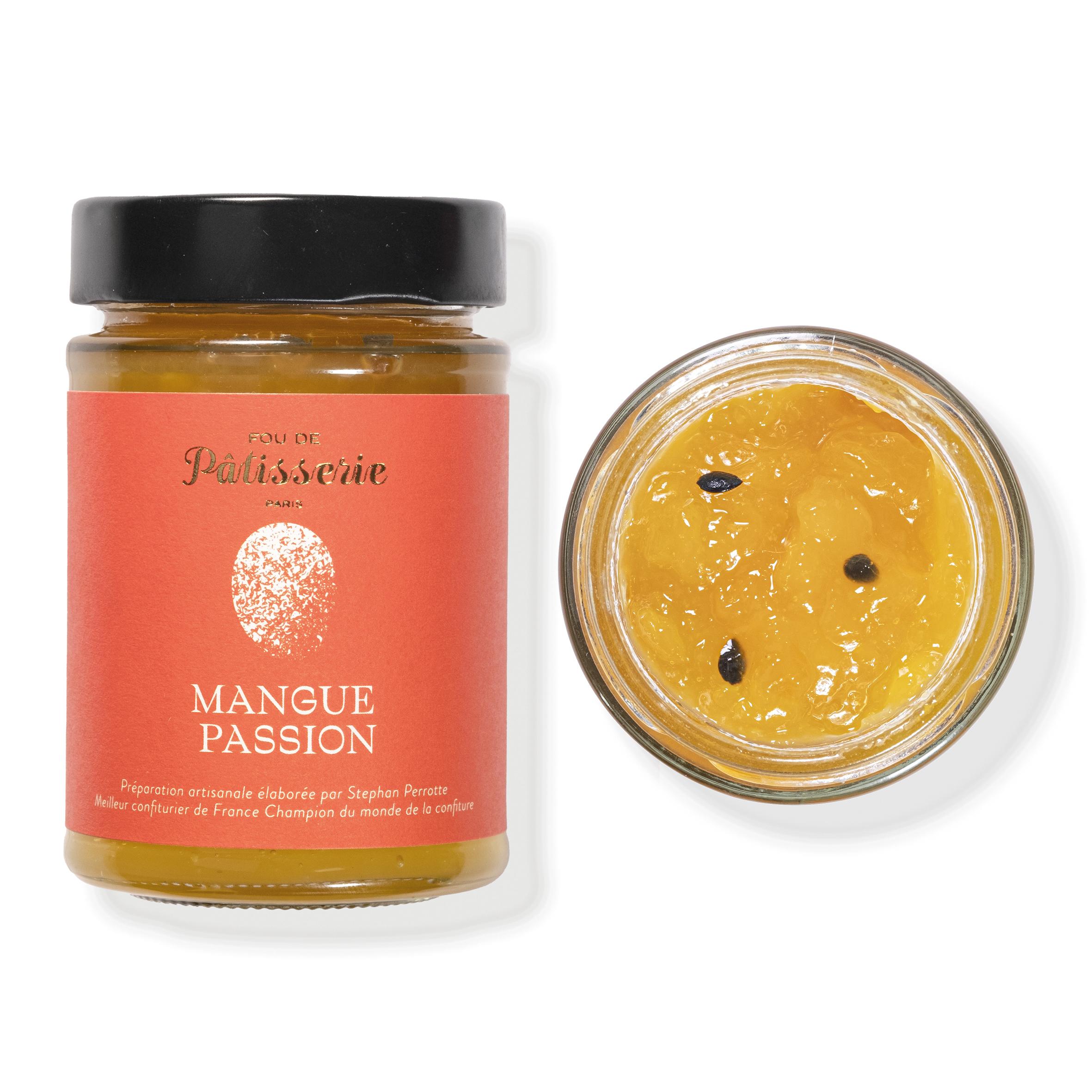 Confiture Mangue Passion