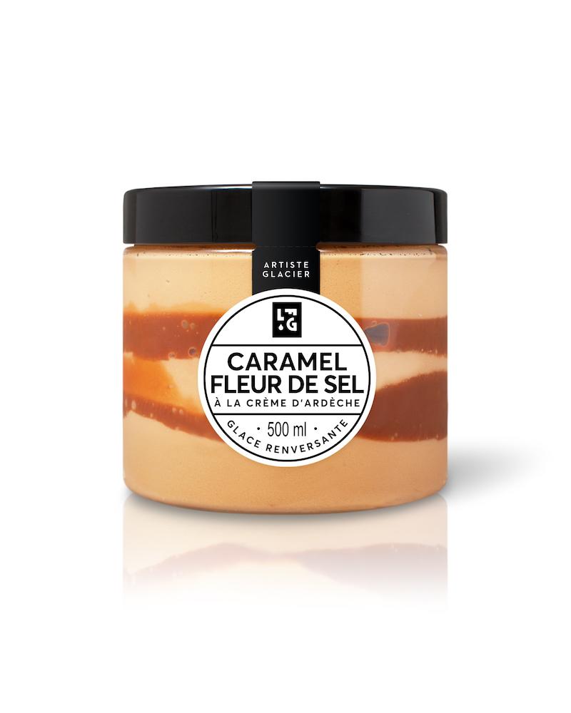 Glace Caramel (500 mL)
