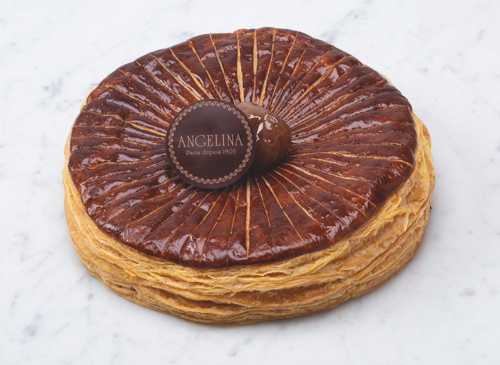 Galette choco marron (individuelle)