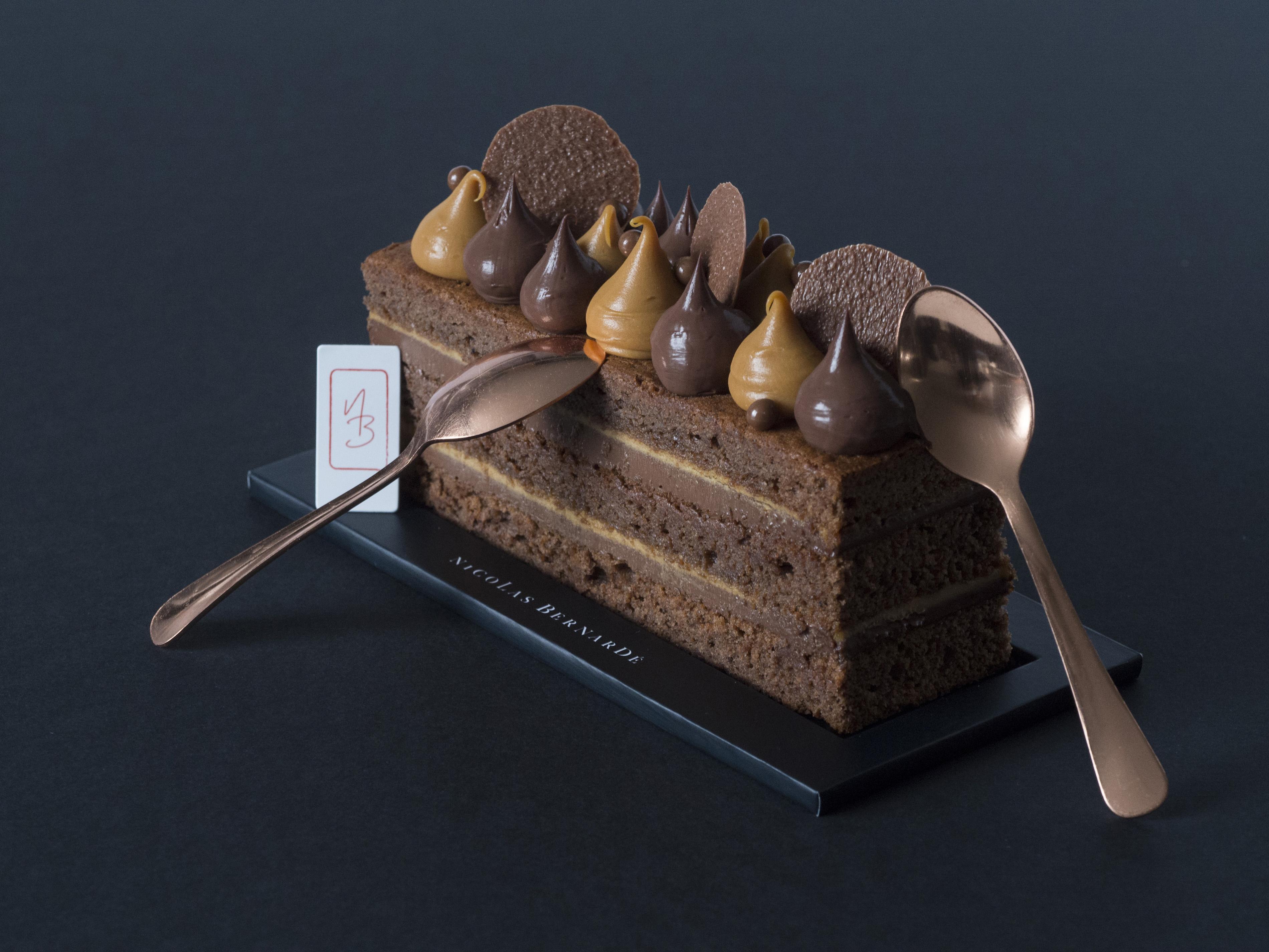 Le Cakissime Chocolat Caramel