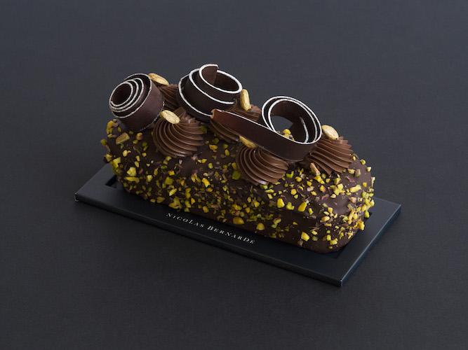 Le Cakissime Chocolat / Pistache