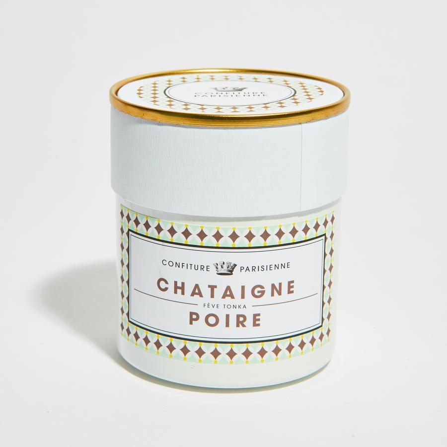Confiture Chataigne Poire