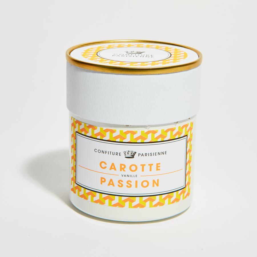 Confiture Carotte Passion