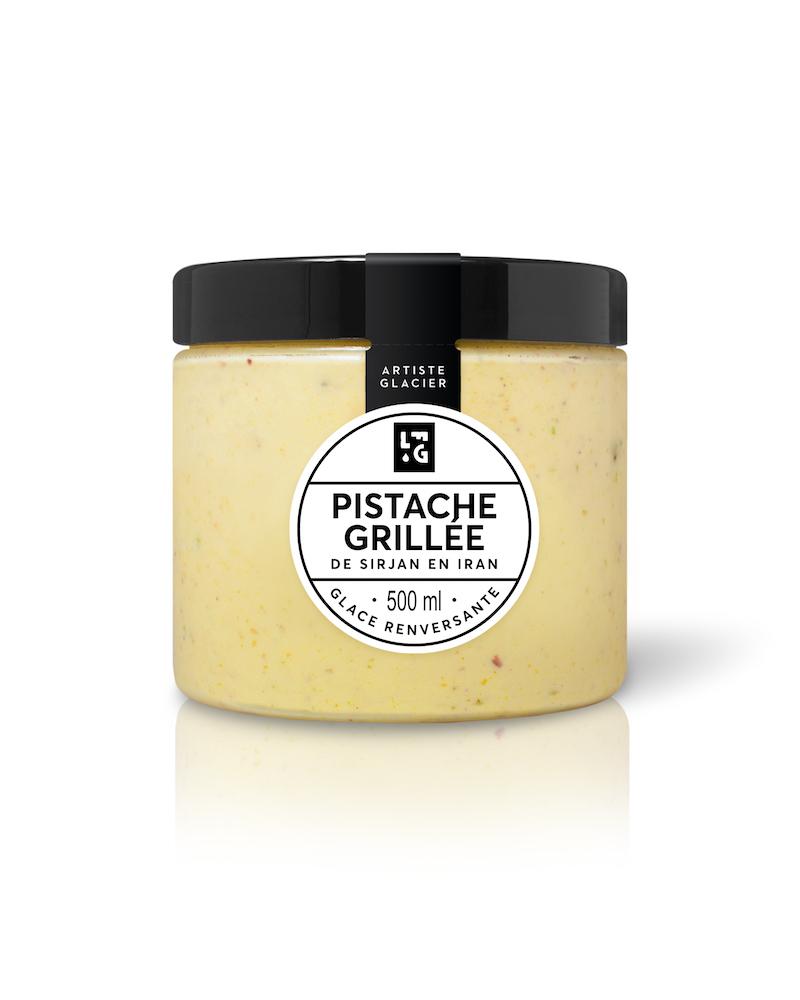 Glace Pistache (500 mL)