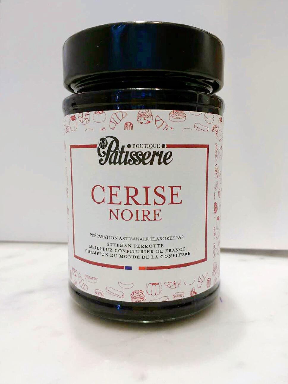 Confiture Cerise Noire