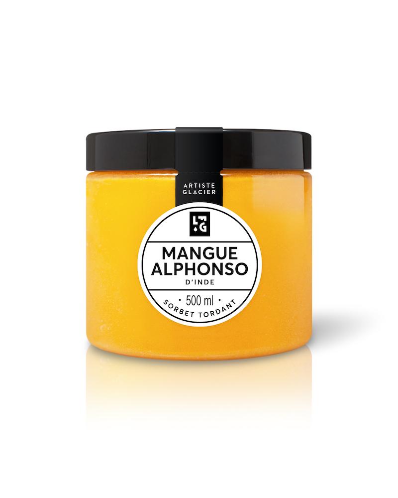Sorbet Mangue (500 mL)