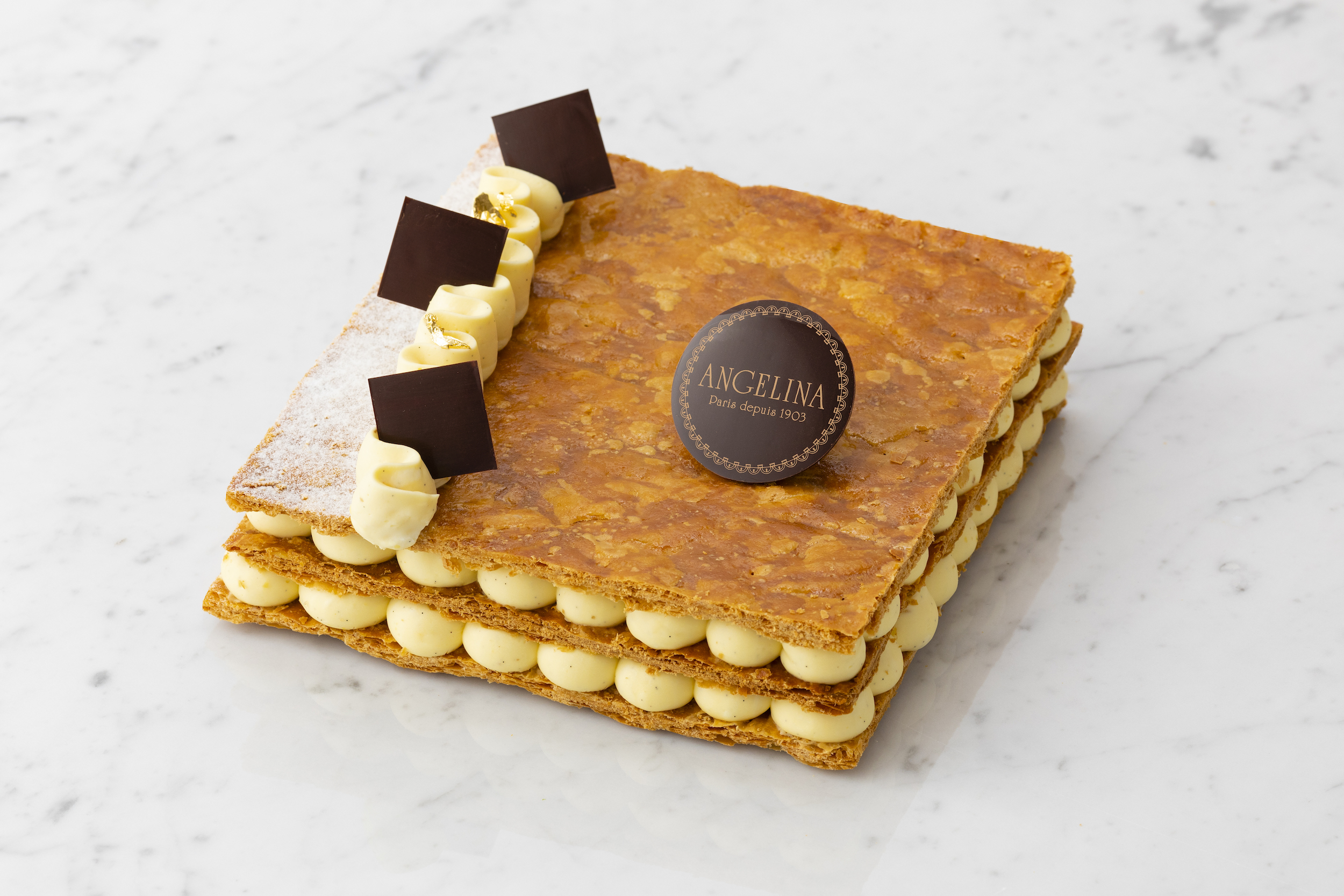 Millefeuille (4/6 personnes)