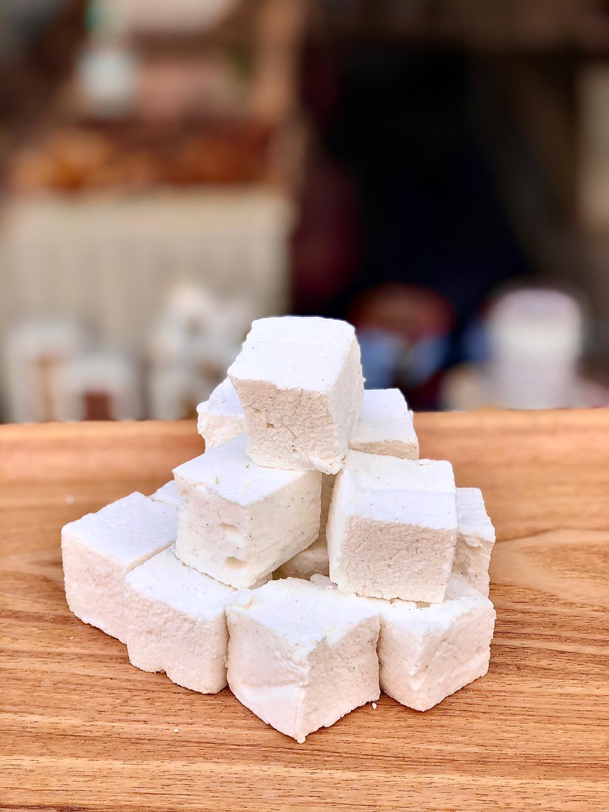 Guimauve vanille (sachet de 6 pièces)
